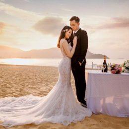Mơ thấy chụp hình cưới khi đi chơi đánh con số 12 - 27