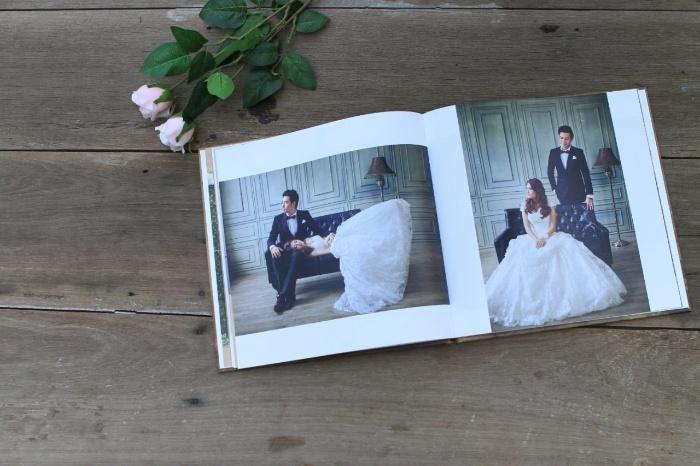 Mơ thấy album ảnh cưới bị nhàu nát cho thấy chủ nhân đang dính vào cuộc tình tay ba