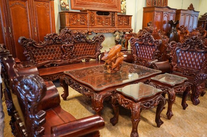 Những giấc mơ thấy đồ nội thất bàn ghế hiện đại đa phần đều là điềm lành