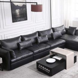 Chiêm bao thấy hình ảnh bộ sofa màu đen nhánh thì nên đánh cặp 50 - 58
