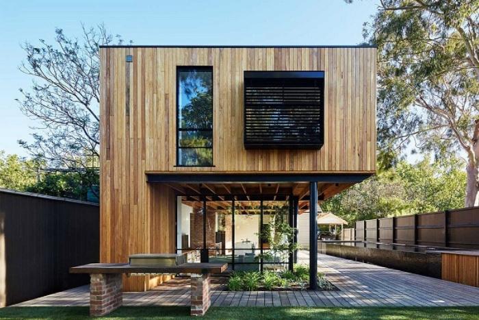Nằm mộng thấy thiết kế nhà gỗ to đẹp ghi ngay 53 - 69