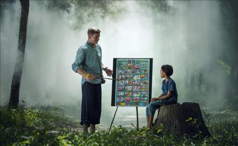 Họa sĩ là chủ nhân của những tác phẩm nghệ thuật