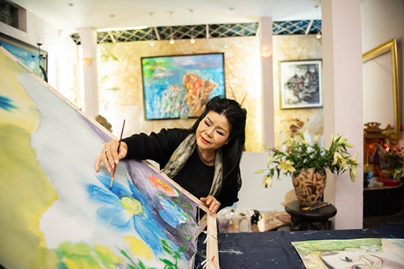 Mơ thấy người họa sĩ già mang đến niềm vui về công việc trong thời gian tới