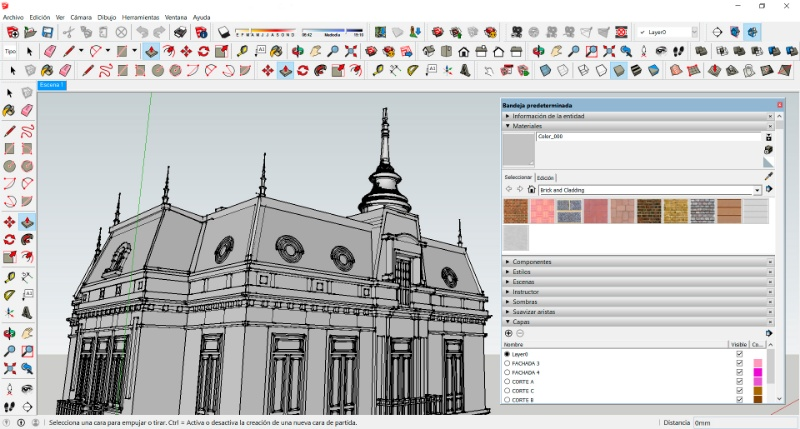 Nhắc đến danh sách 7 phần mềm đồ họa tốt nhất hiện nay không thể không nhắc đến Sketchup