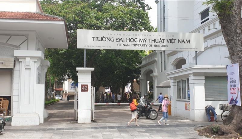 Đại học Mỹ thuật Việt Nam