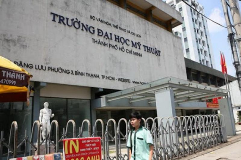 Học làm họa sĩ ở đâu thì đáp án sẽ là Đại học Mỹ thuật Thành phố Hồ Chí Minh