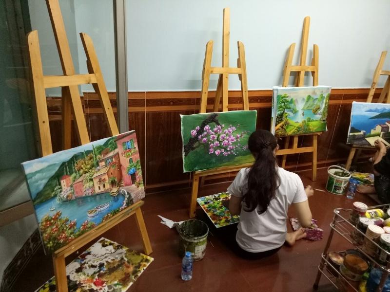 Người học sẽ nhận được gì sau khi theo học họa sĩ?